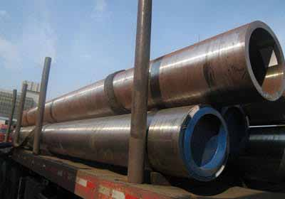 Alloy Steel Grade T11 Seamless Tube
