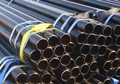 ASTM A106 Gr B Carbon Steel Seamless Pipes CS ASTM A106 Gr B
