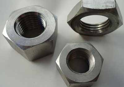 Inconel 600/625 Nuts