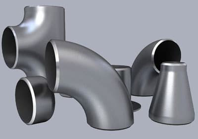 Stainless Steel 316Ti Pipe Fitting