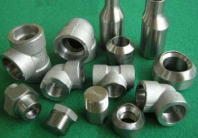 Stainless Steel 316Ti Socketweld Fitting