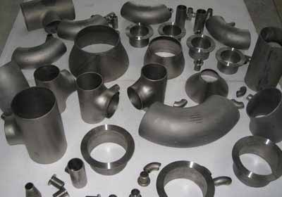 Titanium Alloy Gr5 Pipe Fittings